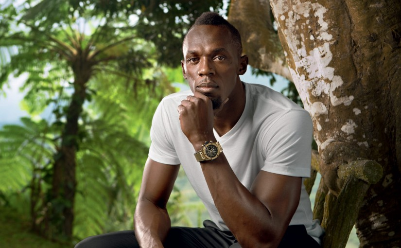 UK Replica Hublot Launched Two Big Bang Watches With Usain Bolt