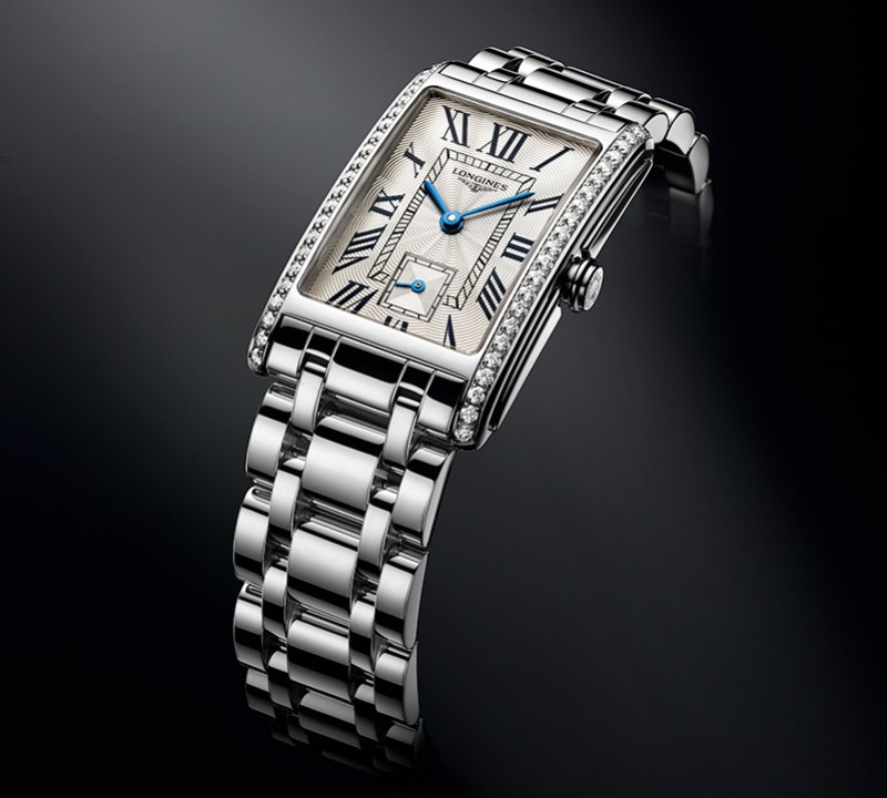 Longines Dolcevita Fake Watches with Blue Hands