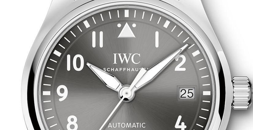 Swiss Slate Dials Copy IWC Pilot's Watches UK