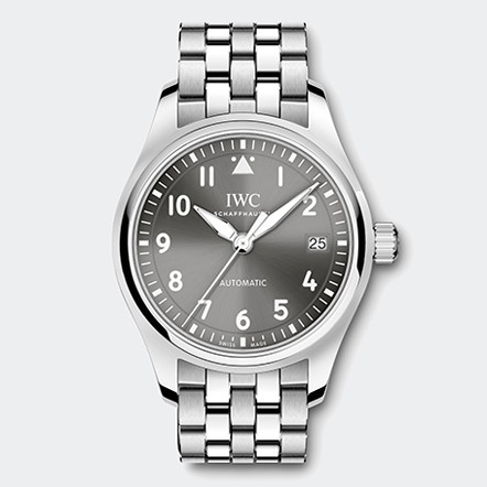Copy IWC Pilot's Watches With Steel Bracelets