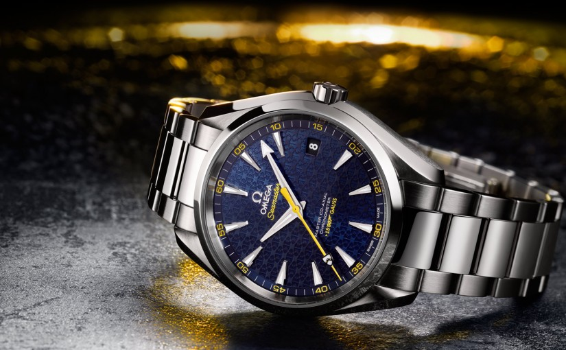 UK Copy Blue Dials Omega Seamaster Watches James Bond Limited Edition