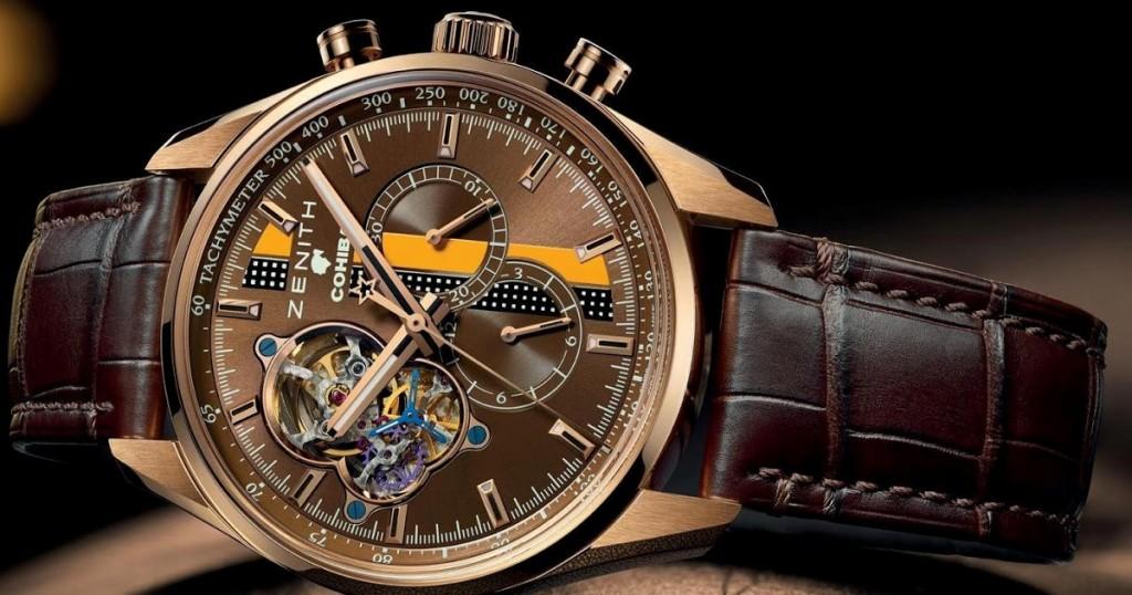 Copy Zenith El Primero Chronograph Watches