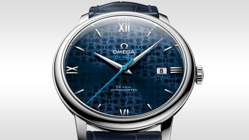 Steel Cases Copy Omega De Ville Watches