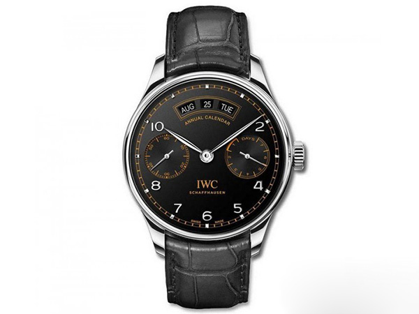 New Cheap IWC Portuguese Calendar Pisa Special Edition Replica Watches With Self-winding Movements For Sale