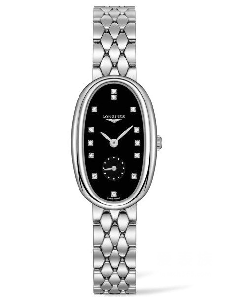 Longines Symphonette Replica Watches With Black Dials