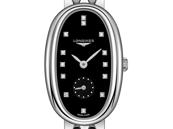 34MM Swiss Luxury Longines Symphonette Replica Watches With Waterproof To 30 Meters UK For Ladies