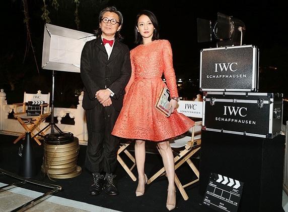 Work Together With Beijing International Film Festival: UK IWC Portofino Replica Watches