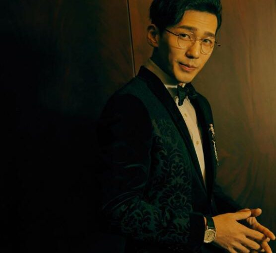 Bai Yu And Wang Dalu wore Chopard L.U.C Replica Watches UK On Charity Party
