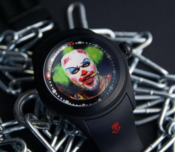 When Corum Encounters Halloween – UK Replica Corum Bubble Clown With Unique Aesthetics