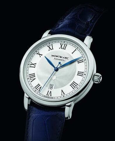 This Montblanc Star is a good formal watch for any occasion.