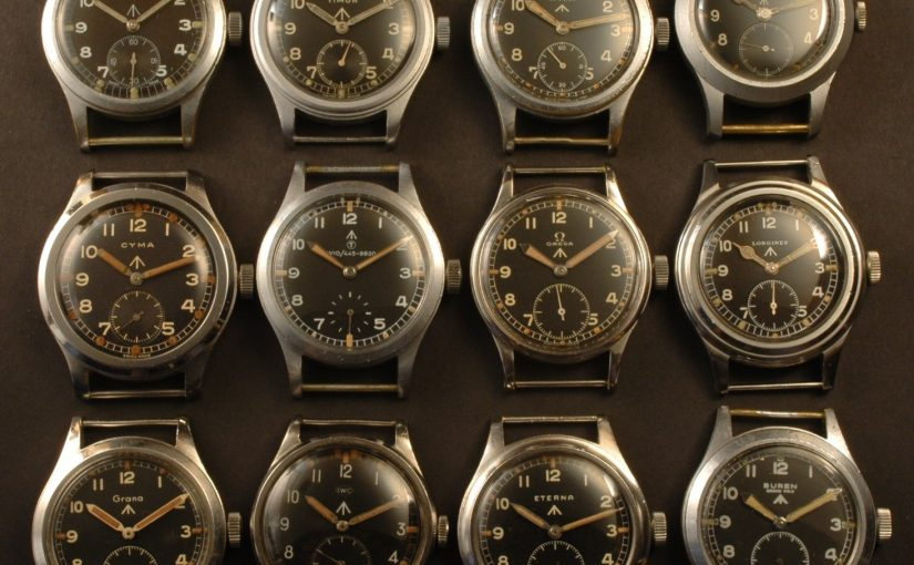 "Introducing The Mysterious ""WWW"" Replica Watches UK During Second World War"