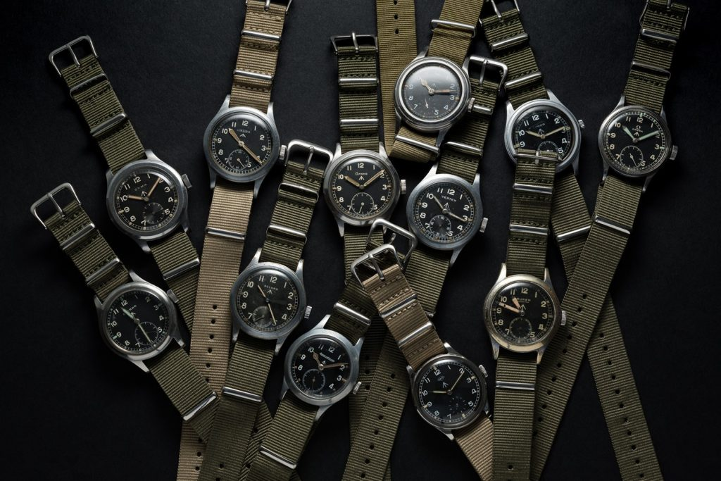 All these watches are produced with the same standard.
