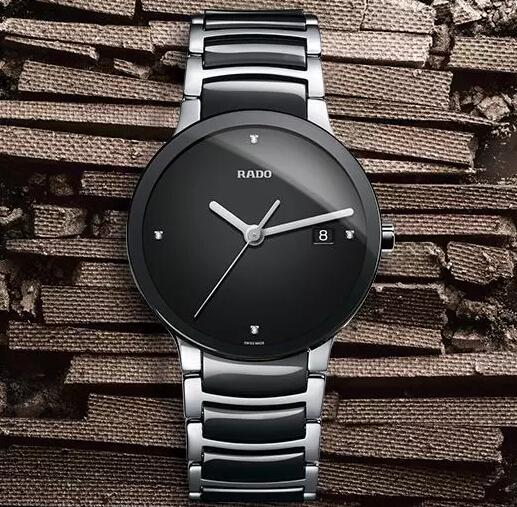 This Rado presents the ultra minimalism perfectly.