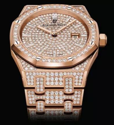 Dazzling Audemars Piguet Royal Oak Fake UK Watches Perfectly Satisfy Women