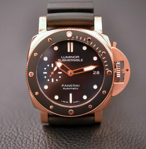 Fine Panerai Submersible Replica Watches Online Presented For Father's Day