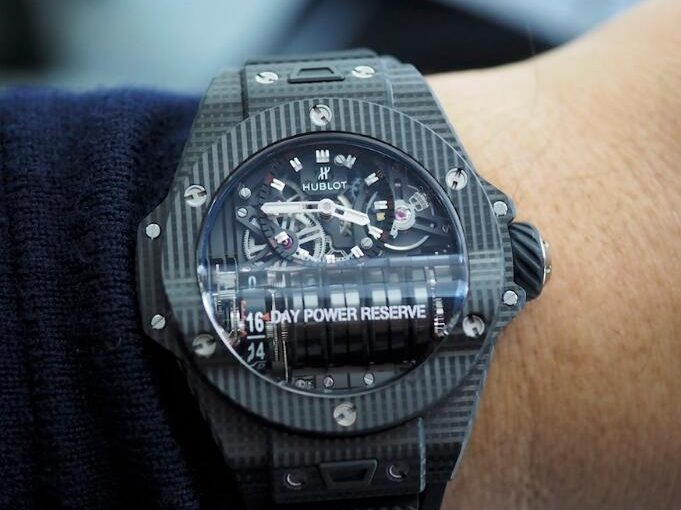 Up-to-date Replica Hublot Big Bang MP-11 Watches Forever For Polo Cup
