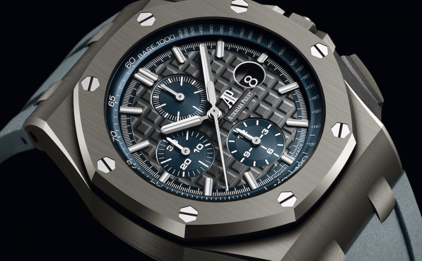 UK Advanced Replica Audemars Piguet Royal Oak Offshore 26405CG.OO.A004CA.01 Watches Of SIHH 2019