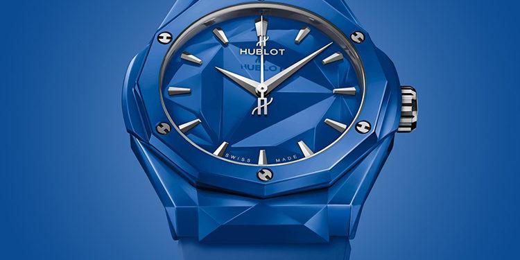 UK Luxury Fake Hublot Releases The Classic Fusion Orlinski In Blue Ceramic