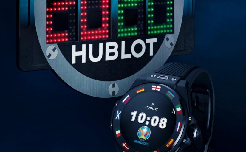 Hublot replica uk launch limited edition watch to mark sponsorship of Euro 2020