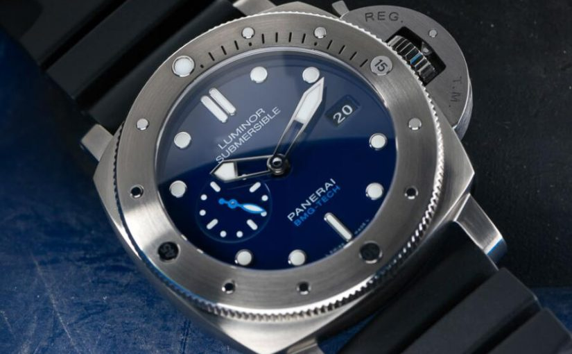 Swiss UK Panerai Submersible Replica Watches Of Top Quality For Sale